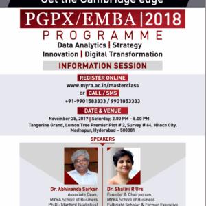 PGPX/EMBA School
