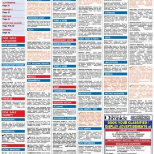 Deccan chronicle Ad