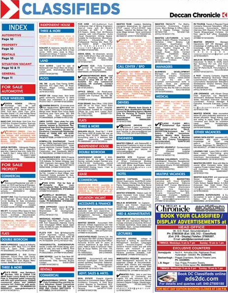 chronicle classifieds classified